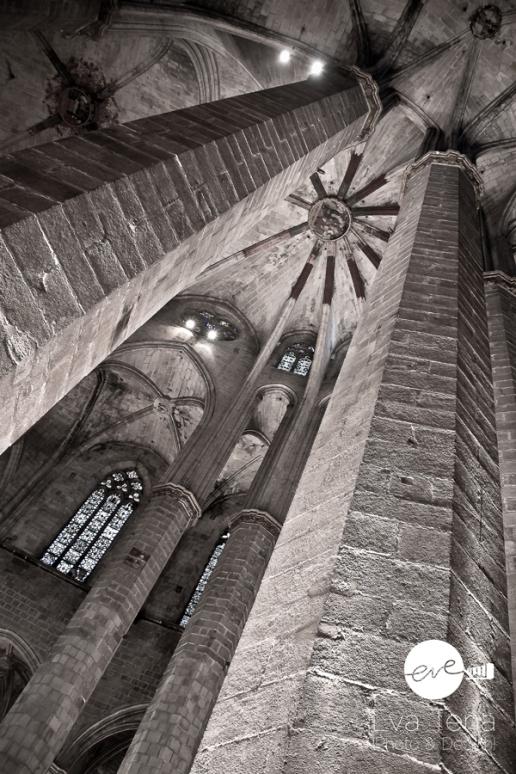 Catedral de Santa María del Mar, la Catedral del Mar (Born, Barcelona)