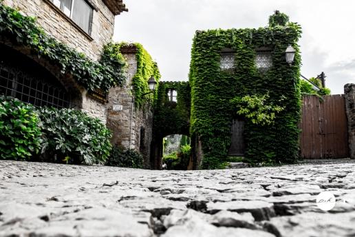 Peratallada, Costa Brava. Cataluña
