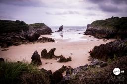 Playa de Buelna. Llanes, Asturias